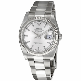 Rolex 116234-SSO Oyster Perpetual Datejust 36 Mens Automatic Watch