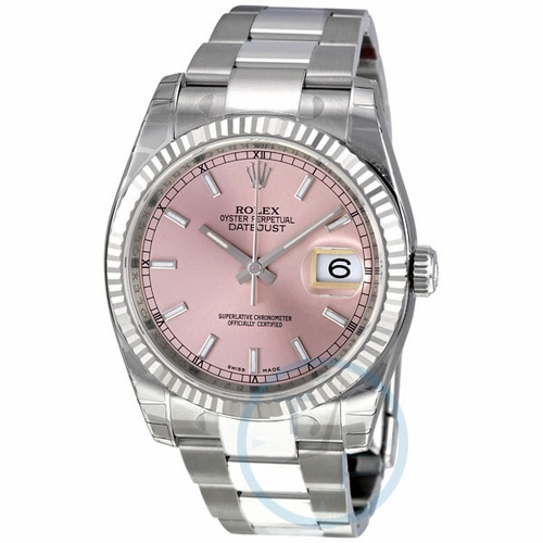Rolex 116234PSO Oyster Perpetual Datejust 36 Unisex Automatic Watch