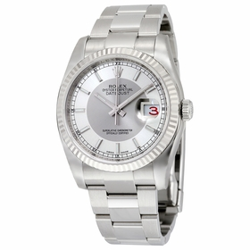 Rolex 116234SRSO Oyster Perpetual Datejust 36 Ladies Automatic Watch