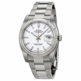 Rolex 116234WSO Oyster Perpetual Datejust 36 Mens Automatic Watch