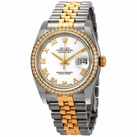 Rolex 116243WRJ Oyster Perpetual Datejust 36 Ladies Automatic Watch