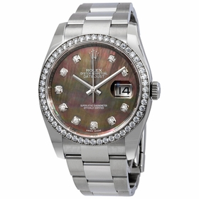 Rolex 116244BMDO Datejust Ladies Automatic Watch