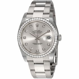 Rolex 116244SDO Oyster Perpetual Datejust 36 Ladies Automatic Watch