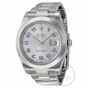 Rolex 116300RBLAO Datejust II Mens Automatic Watch
