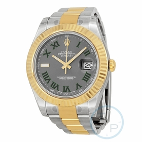 Rolex 116333GYRO Datejust II Mens Automatic Watch