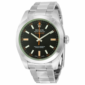 Rolex 116400GV Milgauss Unisex Automatic Watch