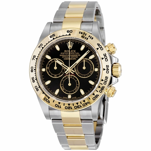Rolex 116503BKSO Cosmograph Daytona Mens Chronograph Automatic Watch