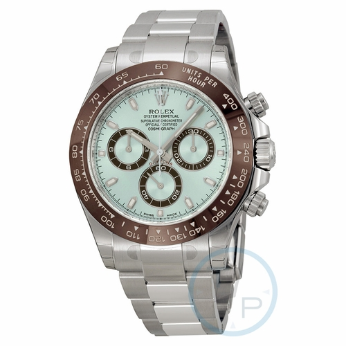 Rolex 116506IBLSO Cosmograph Daytona Mens Chronograph Automatic Watch