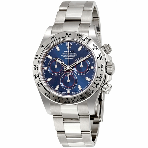 Rolex 116509BLSO Cosmograph Daytona Mens Chronograph Automatic Watch