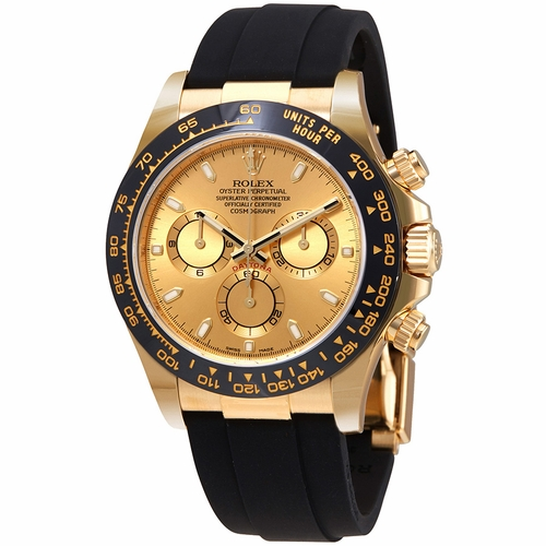 Rolex 116518LN Cosmograph Daytona Mens Chronograph Automatic Watch