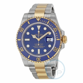 Rolex 116613LB Submariner Mens Automatic Watch