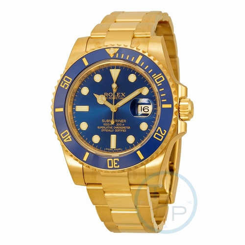 Rolex 116618 LB Submariner Mens Automatic Watch
