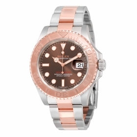 Rolex 116621CHSO Yacht-Master Mens Automatic Watch