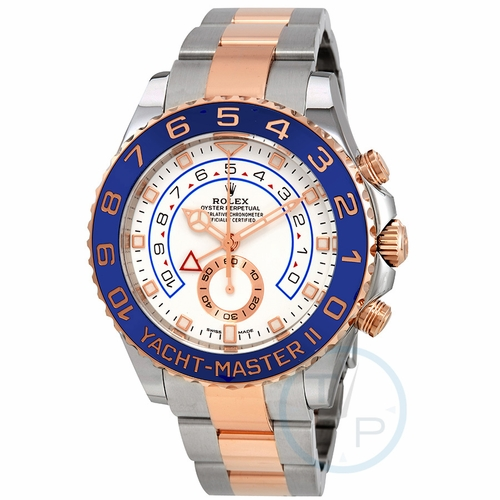 Rolex 116681-0002 Yacht-Master II Mens Chronograph Automatic Watch