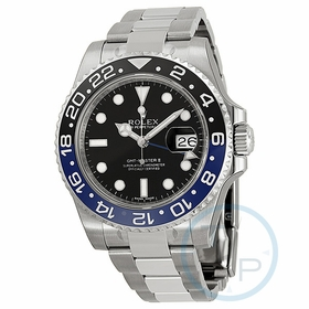 Rolex 116710BLNR GMT Master II Mens Automatic Watch