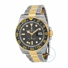 Rolex 116713LN GMT Master II Mens Automatic Watch