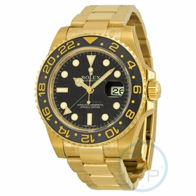 Rolex 116718LN GMT Master II Mens Automatic Watch