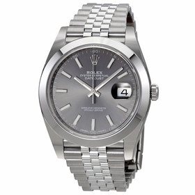 Rolex 126300RSJ Oyster Perpetual Datejust 41 Mens Automatic Watch
