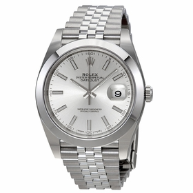 Rolex 126300SSJ Oyster Perpetual Datejust Mens Automatic Watch