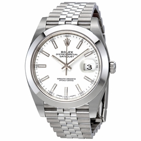 Rolex 126300WSJ Datejust 41 Mens Automatic Watch
