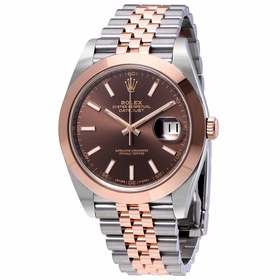 Rolex 126301CHSJ Datejust 41 Mens Automatic Watch