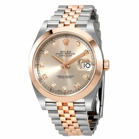 Rolex 126301SNDJ Datejust 41 Mens Automatic Watch