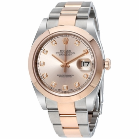 Rolex 126301SNDO Datejust 41 Mens Automatic Watch
