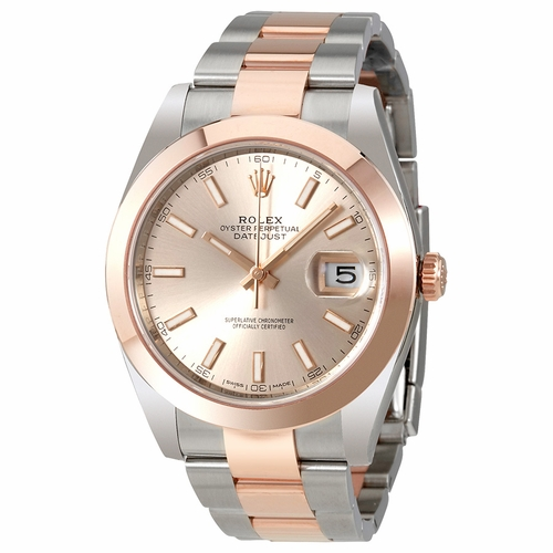 Rolex 126301SNSO Datejust 41 Mens Automatic Watch