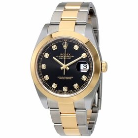 Rolex 126303BKDO Datejust 41 Mens Automatic Watch