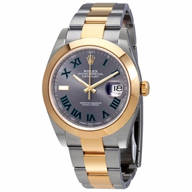 Rolex 126303GYRO Datejust 41 Mens Automatic Watch