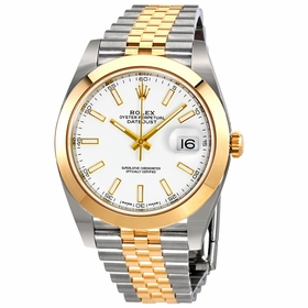 Rolex 126303WSJ Datejust 41 Mens Automatic Watch