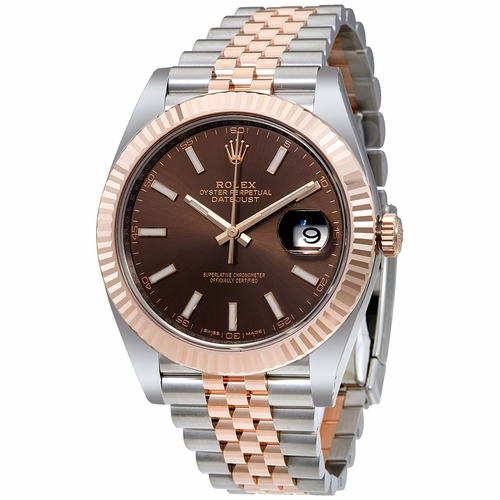 Rolex 126331 Datejust 41 Mens Automatic Watch