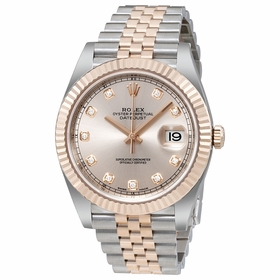 Rolex 126331SNDJ Datejust 41 Mens Automatic Watch