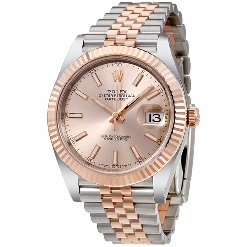 Rolex 126331SNSJ Datejust 41 Mens Automatic Watch