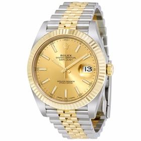 Rolex 126333CSJ Datejust 41 Mens Automatic Watch