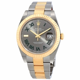 Rolex 126333GYRO Datejust 41 Mens Automatic Watch
