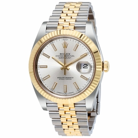 Rolex 126333SSJ Datejust 41 Mens Automatic Watch