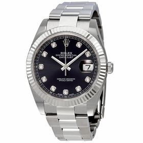 Rolex 126334BKDO Oyster Perpetual Datejust Mens Automatic Watch