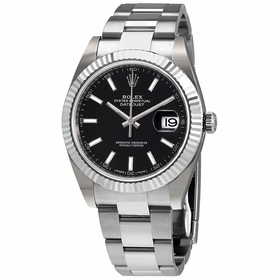 Rolex 126334BKSO Datejust 41 Mens Automatic Watch