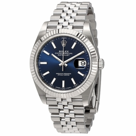 Rolex 126334BLSJ Datejust Mens Automatic Watch