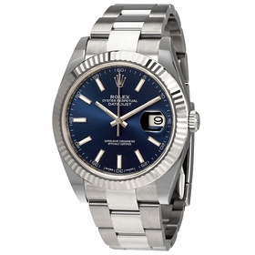Rolex 126334BLSO Oyster Perpetual Datejust Mens Automatic Watch