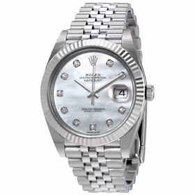 Rolex 126334MDJ Oyster Perpetual Datejust Mens Automatic Watch