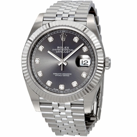 Rolex 126334RDJ Datejust Mens Automatic Watch