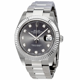 Rolex 126334RDO Datejust 41 Mens Automatic Watch
