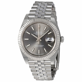 Rolex 126334RSJ Datejust Mens Automatic Watch