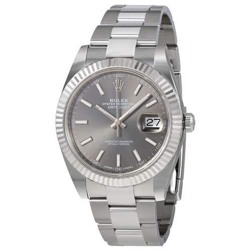 Rolex 126334RSO Datejust Mens Automatic Watch