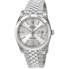 Rolex 126334SSJ Oyster Perpetual Datejust Mens Automatic Watch