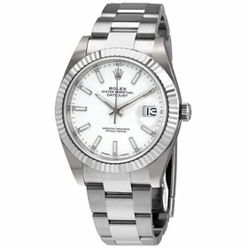 Rolex 126334WSO Datejust 41 Mens Automatic Watch