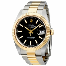 Rolex 126333BKSO Datejust 41 Mens Automatic Watch