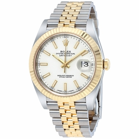 Rolex 12633WSJ Datejust 41 Mens Automatic Watch